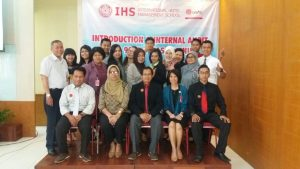 In House Training Of Awareness and Internal Audit ISO 9001 2015 International Hotel Management School (IHS)