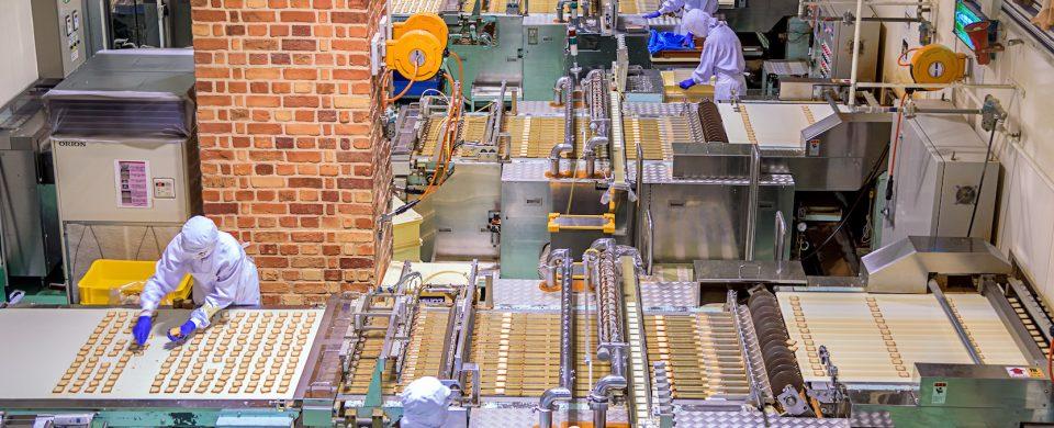 Sertifikasi GMP Good Manufacture Practice