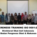 Awareness Training ISO 9001:2015