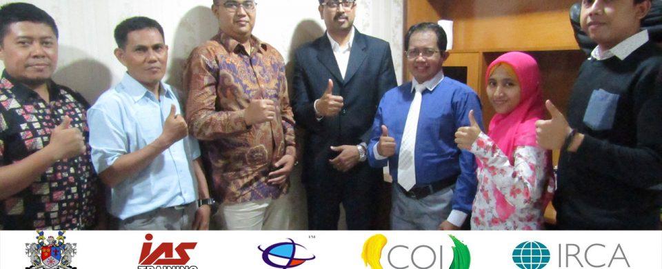 Training Lead Auditor ISO 14001 Sertifikasi IRCA