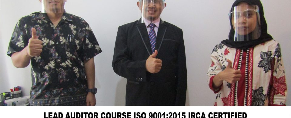 Training Online Lead Auditor Course ISO 9001