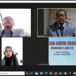 Webinar Training Lead Auditor ISO 9001:2015