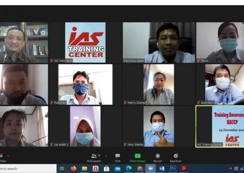 Webinar Training Online HACCP