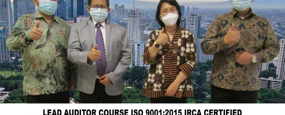 Online Lead Auditor Course ISO 9001