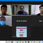 Training Online HACCP, 30 Maret 2021