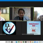 Training Online Awareness HACCP 9 Agustus 2021